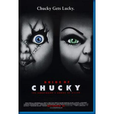 Bride Of Chucky Movie Poster 16