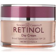 Skincare L de L Cosmetics Retinol Broad Spectrum SPF 20 Day Cream, 1.7 oz