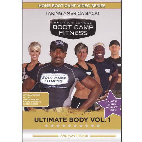 Jay Johnson's Boot Camp Fitness: Ultimate Body Volume 1 (Full Frame)