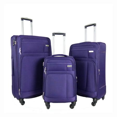 Ivy Asteria 3 Piece Luggage Set