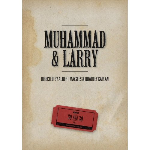 ESPN Films 30 For 30: Muhammad And Larry