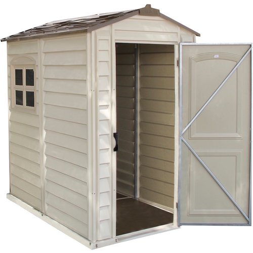 Duramax Building Products 4 x 6 ft. StorePro Storage Shed with Vinyl Floor