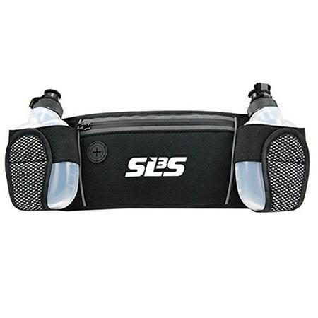 SLS3 Dual Bottle Hydration Run Belt