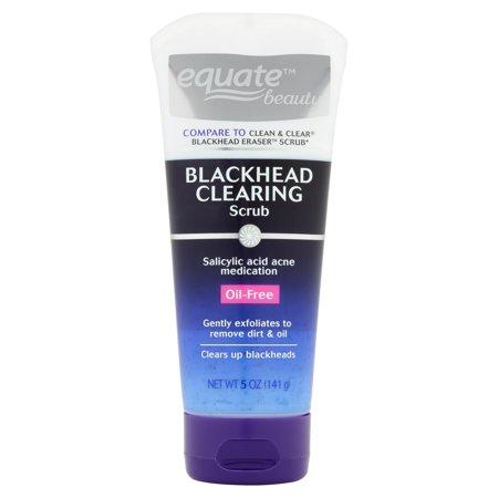 Equate Beauty Blackhead Clearing Scrub, 5 Oz