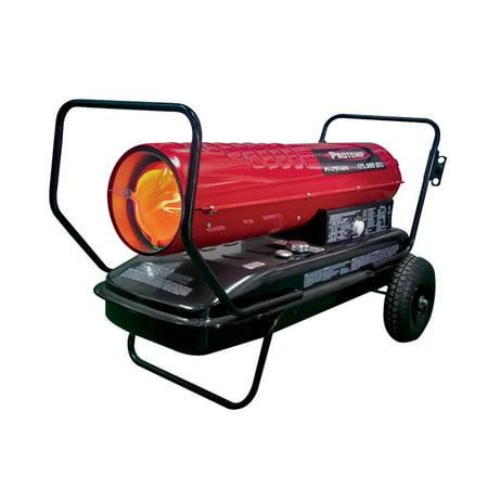 "Protemp Kerosene Heater With Thermostat Portable 175000 Btu 4300 Sq. Ft. Ul 2.7 A 10 """