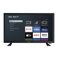 "onn. 24"" Class 720P HD LED Roku Smart TV (100012590)"