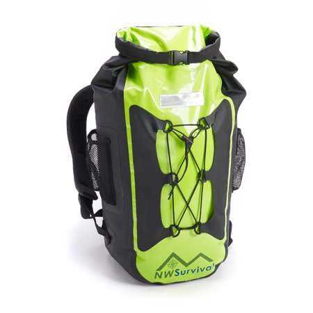 Equipped Outdoors Waterproof Backpack - Lightweight Camping Dry Pack -  Walmart.com 2a1e4d2db4a82