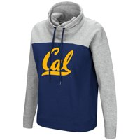 Cal Berkeley Golden Bears Ladies Hoodie Funnel Neck Pullover