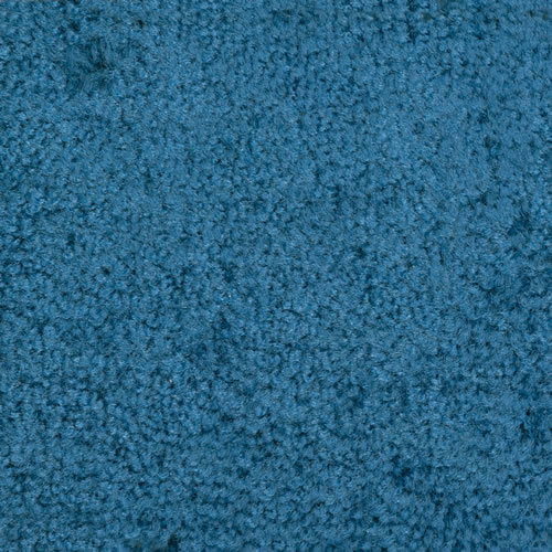 Mt. St. Helens Solid Carpet - 6' x 9' Rectangle - Marine Blue