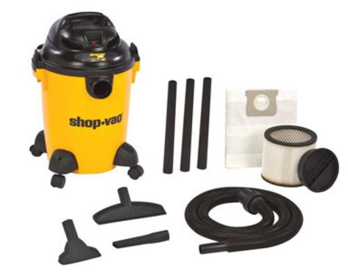 Shop-Vac 9650600 Pro Series Wet Dry Vacuum, 6 Gallon by Shop-Vac Corp