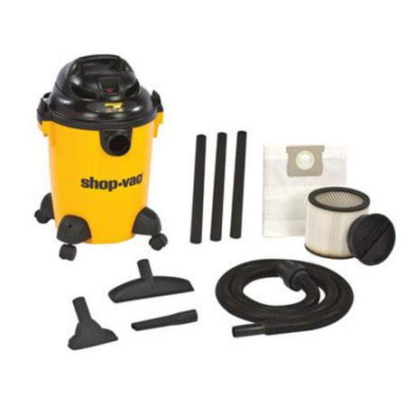 Shop-Vac 9650600 Pro Series Wet/Dry Vacuum, 6