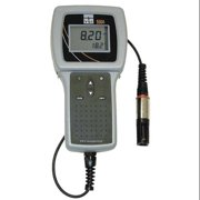 YSI 550A-100 Dissolved Oxygen Meter, 0 to 50mg/L, 100Ft
