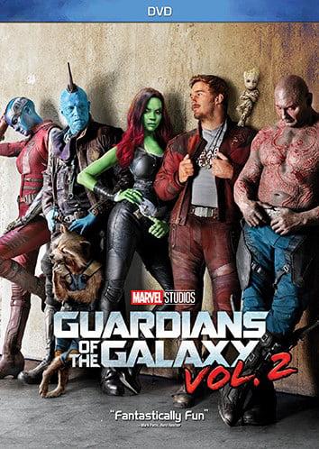 Guardians Of The Galaxy Vol. 2 (DVD) by Walt Disney