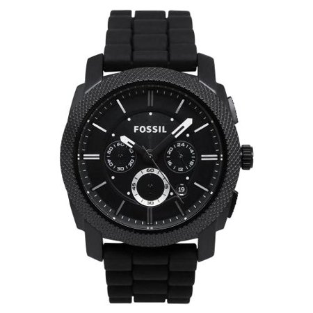 Fossil Set Wrist Watch - Fossil Men's Classic Watch Quartz Mineral Crystal FS4487
