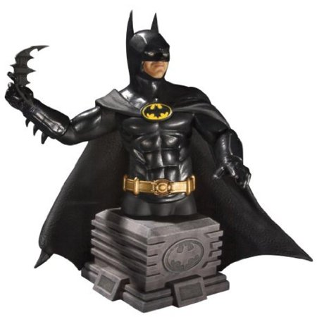 dc direct michael keaton as batman - Michael Keaton Batman Mask