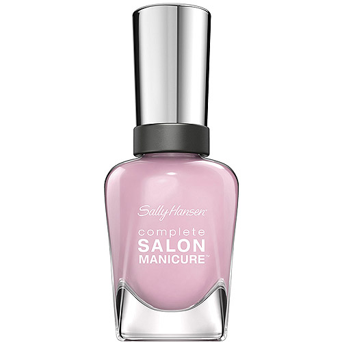 Sally Hansen Complete Salon Manicure Nail Color, Pink a Card
