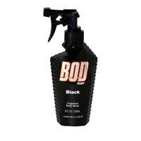 Bod Man Black Body Spray Fragrance, 8 oz