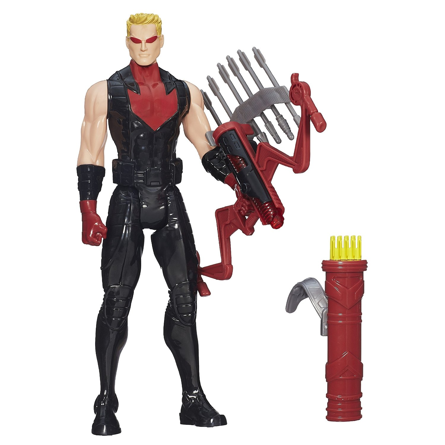 "Avengers Titan Hero Series Lightning Bow Hawkeye Exclusive 12"" Action Figure"