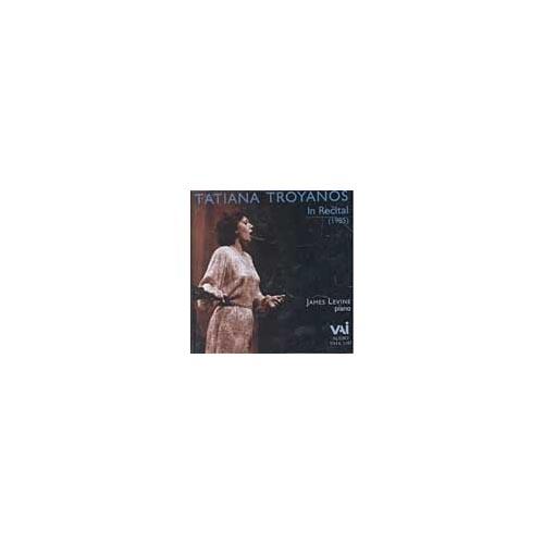 Includes song(s) by Sergei Rachmaninov, Gustav Mahler.  Soloists: Tatiana Troyanos, James Levine.