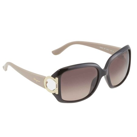 Sf666s-238-55 Women's Butterfly Tortoise Sunglasses