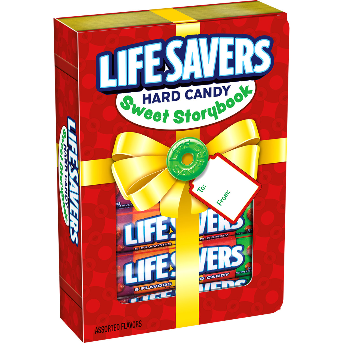 Life Savers 5 Flavors Hard Candy Sweet Storybook, 6.8 ounce