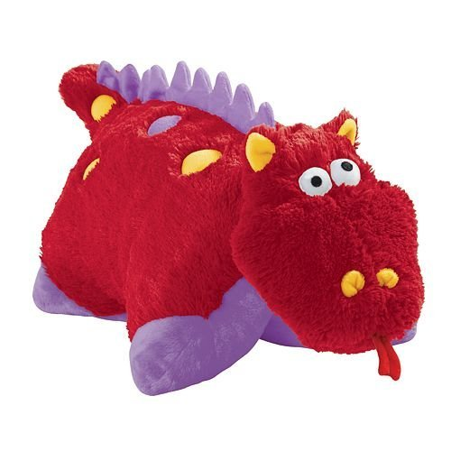 My Pillow Pets Fiery Dragon 18""