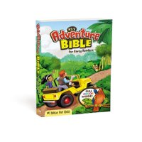 Adventure Bible for Early Readers-NIRV (Revised) (Paperback)