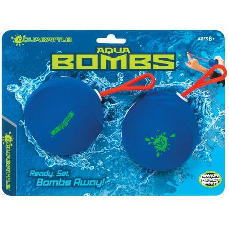 Aqua Bombs (Aqua Battle) - Beach & Pool Toy by Monkey Business