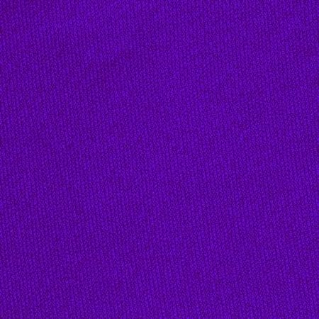 SHASON TEXTILE (3 Yards cut) POLY KNIT SOLID FABRIC FOR CREATIVE PROJECTS, PURPLE, Available In Multiple Colors. (White Denali Fleece)