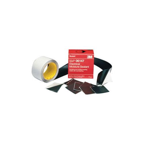 3M Company 6147 Scotch Electrical Moisture Sealant Roll 2 1/2 x 10ft
