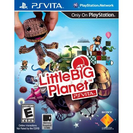 Refurbished Littlebigplanet PlayStation Vita For Ps Vita