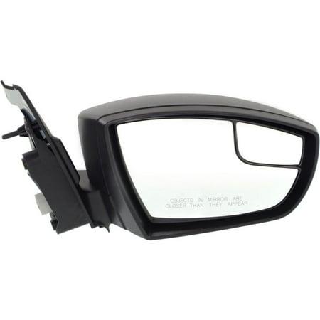 Kool Vue Mirror - FD240ER - For Ford Escape, Passenger Side, Manual Folding