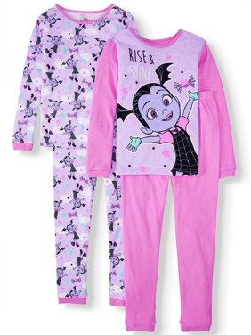 Girls' Vampirina 2fer Cotton Pajama Set (Little Girl & Big Girl)