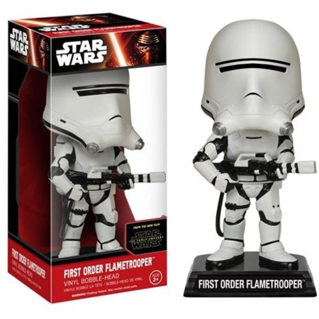 FUNKO WACKY WOBBLER: STAR WARS - FIRST ORDER (Storm Wacky Wobbler)