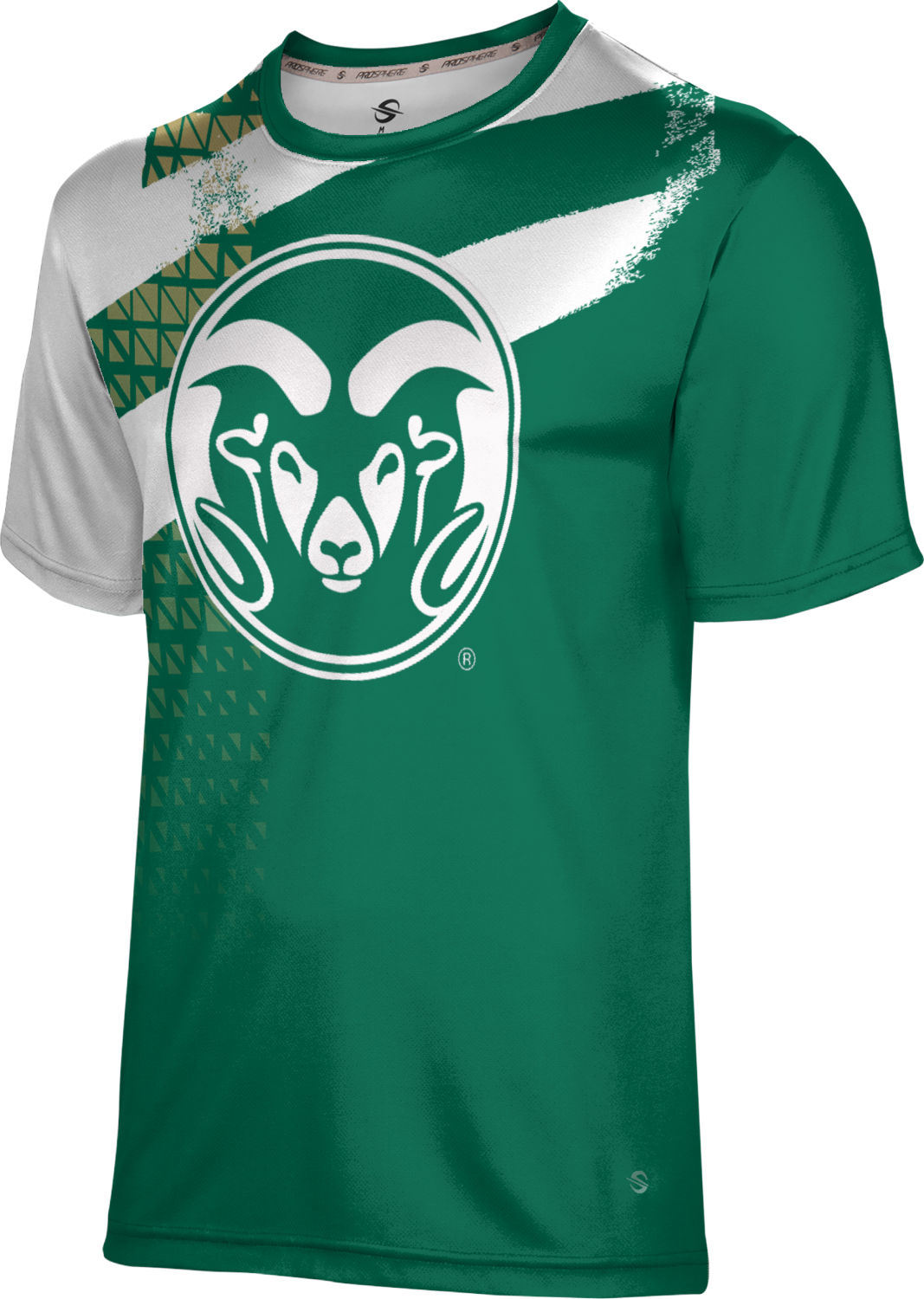 ProSphere Boys/' University of Alaska Anchorage Heather Tech Tee UAA