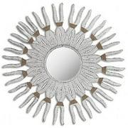 Modern Day Accents 3830 Atada Sol Straw Sun Mirror