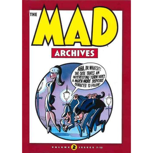 The Mad Archives 2: Issues 7-12
