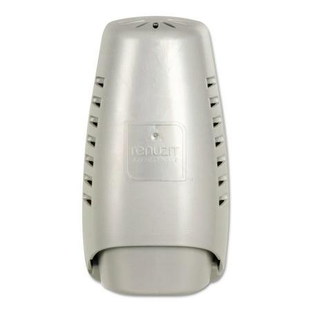 Renuzit Wall Mount Air Freshener Dispenser, 3-3/4