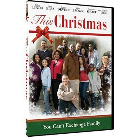 This Christmas (DVD) ()