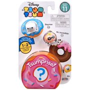 Disney Tsum Tsum Series 11 Baymax & Mr. Incredible Minifigure 3-Pack