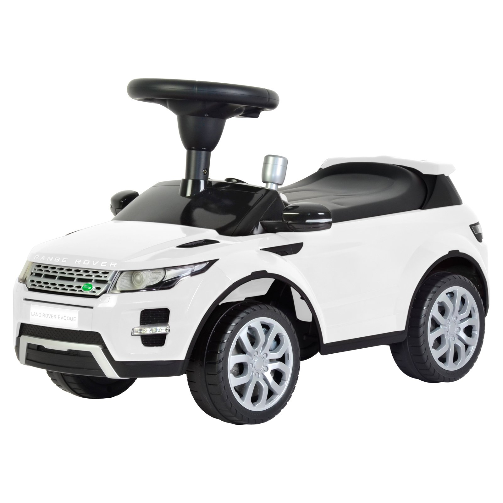 Ride-Ons Land Rover Range Rover Evoque with Sound Riding Push Toy