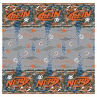 "Nerf Party Plastic Tablecloth, 84"" x 54"", 1ct"