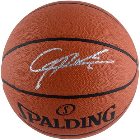 Clint Capela Houston Rockets Autographed Indoor/Outdoor Basketball - Fanatics Authentic Certified