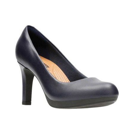 Women's Clarks Adriel Viola Pump Clarks Wide Shoes