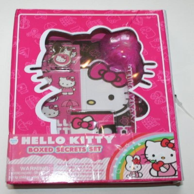 Hello Kitty Boxed Secrets Set by
