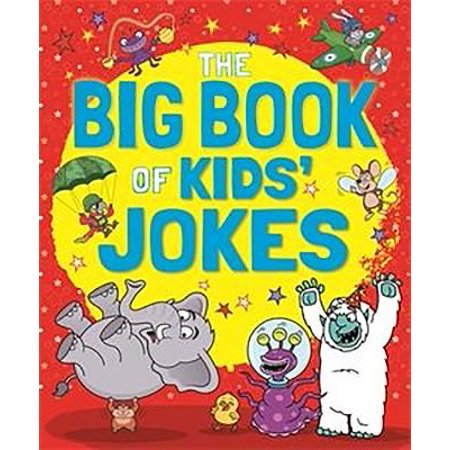The Big Book of Kids' Jokes - Halloween Joke Book Printable