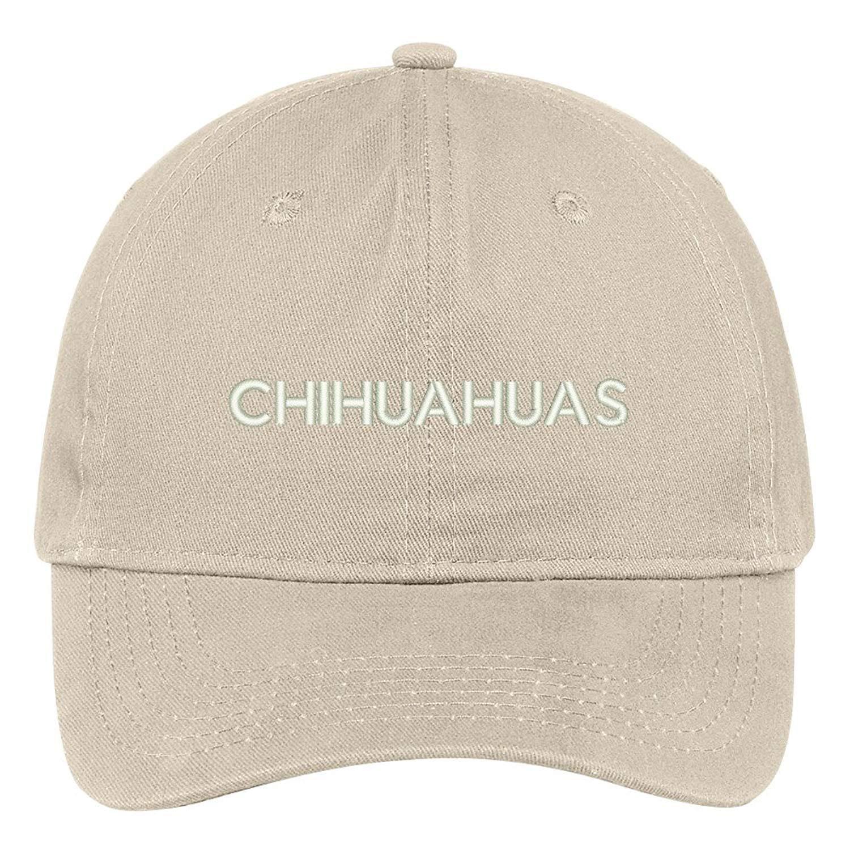bc94e3f878e Trendy Apparel Shop Chihuahuas Dog Breed Embroidered Dad Hat Adjustable  Cotton Baseball Cap - Walmart.com