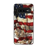MINITURTLE Case Compatible with Samsung Galaxy S10 PLUS   Galaxy S10 PLUS Embossed Texture Hard Case - Yellow Butterflies