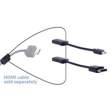 (Liberty AV Solutions DL-AR523 Digitalinx 3-Piece Universal HDMI Adapter Ring)