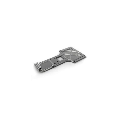 Venom Alloy Rear Chassis Plate - Rm - Gambler